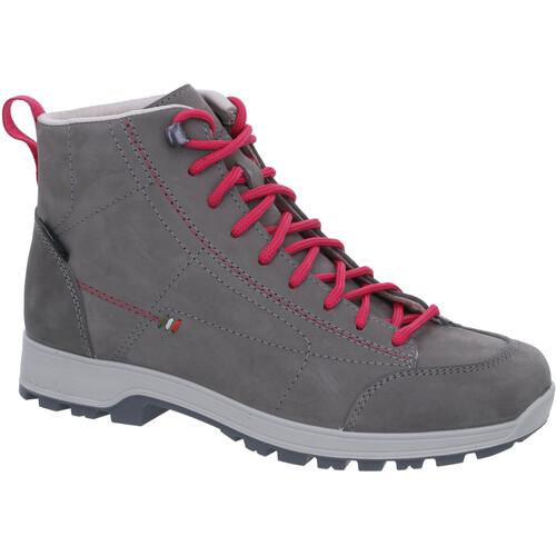 High Colorado Sölden Mid High Tex - Chaussures Femme - gris sur campz.fr !